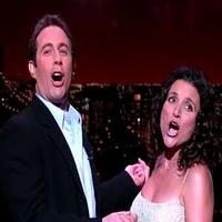 STAGE TUBE: Seinfeld and Louis-Dreyfus Sing SOUND OF MUSIC