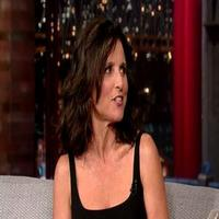 VIDEO: Julia Louis-Dreyfus Talks Seinfeld Anniversary & More on LATE SHOW