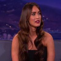 VIDEO: Megan Fox Talks Astrology Chart, 'Ninja Turtles' & More on CONAN