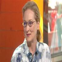 VIDEO: Meryl Streep Comments on Passing of Robin Williams: 'He Was a Generous Soul'