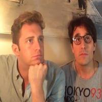 STAGE TUBE: Jared Zirilli Welcomes Max Von Essen & Colin Hanlon to BROADWAY BOO'S