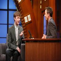 VIDEO: Dane Dehaan Talks ZomComRomDram 'Life After Beth' on LATE NIGHT