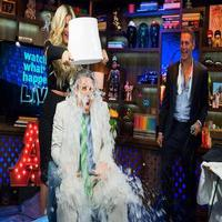 VIDEO: Andy Cohen Accepts ALS Ice Bucket Challenge on WATCH WHAT HAPPENS