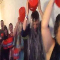 STAGE TUBE: ONCE Cast Takes ALS Ice Bucket Challenge!