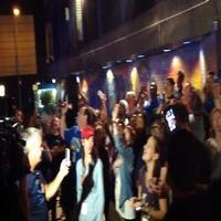 STAGE TUBE: Broadway Sings Out at Covenant House's SLEEP OUT