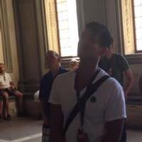 STAGE TUBE: Telly Leung Sings 'Joyful, Joyful' in Chapel in Florence
