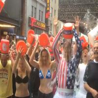BWW TV: THE PHANTOM OF THE OPERA Cast Gets Soaked for ALS
