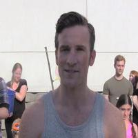 STAGE TUBE: Cast of Signature Theatre's SUNDAY IN THE PARK WITH GEORGE Takes ALS Ice Bucket Challenge