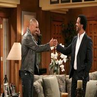 VIDEO: He's Back! First Look at Shemar Moore's Return to THE YOUNG & THE RESTLESS