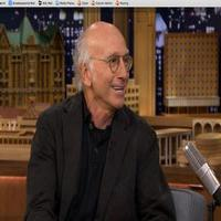 VIDEO: Larry David Talks Broadway Debut in FISH IN THE DARK on 'Tonight'