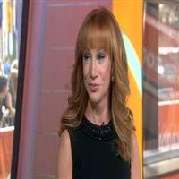 VIDEO: Kathy Griffin Talks Passing of Joan Rivers: 'I Will Miss Her Forever'