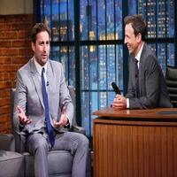 VIDEO: Luke Wilson Talks Hosting SNL & More on LATE NIGHT