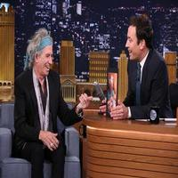 VIDEO: Keith Richards Talks New Children's Book & More on TONIGHT SHOW