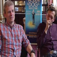 STAGE TUBE: Mark Haddon and Simon Stephens On Bringing THE CURIOUS INCIDENT OF THE DOG IN THE NIGHT-TIME to Broadway