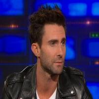 VIDEO: Adam Levine Explains Maroon 5 Album Title 'V' & More on THE DAILY SHOW