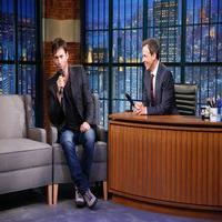VIDEO: Harry Connick Jr. Croons 'Happy Birthday', Talks 'Idol' & More on LATE NIGHT