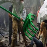 VIDEO: Behind-the-Scenes of TRANSFORMERS: AGE OF EXTINCTION