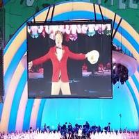 STAGE TUBE: Weird Al, Conan O'Brien, and More Perform at THE SIMPSONS TAKE THE HOLLYWOOD BOWL