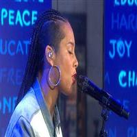 VIDEO: Alicia Keys Performs New Single 'We Are Here' on TODAY