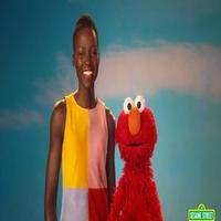 VIDEO: New SESAME STREET Video - Lupita Nyong'o & Elmo Love the Skin They're In
