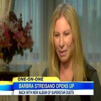 VIDEO: Barbra Streisand Talks New Album 'Partners' & More on GMA