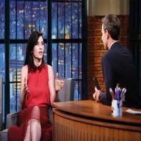VIDEO: Julianna Margulies Talks Emmy Win, New Season of 'The Good Wife' on LATE NIGHT