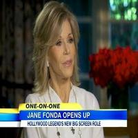 VIDEO: Jane Fonda Talks New Film 'This Is Where I Leave You' on GMA
