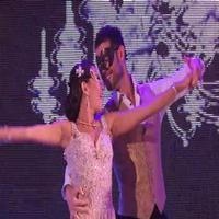 VIDEO: Janel Parrish Perfects the Fox Trot on DANCING WITH THE STARS