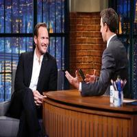 VIDEO: Patrick Wilson Talks New Film & More on LATE NIGHT
