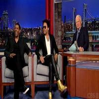VIDEO: Denzel Washington, Lenny Kravitz Talk Italian Boat Trip on LATE SHOW