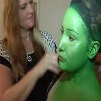 STAGE TUBE: Emma Hunton Gets Green for WICKED Tour!