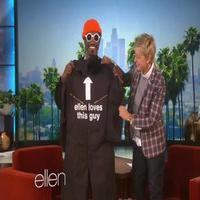 VIDEO: OutKast's Andre Benjamin Talks Being Back on Tour on ELLEN
