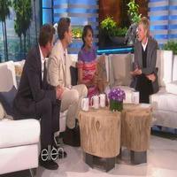 VIDEO: Watch Kerry Washington & SCANDAL Cast Reveal Their Secrets on ELLEN!