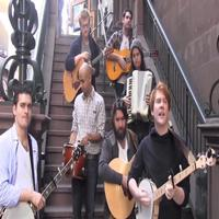 BWW TV: PigPen Theatre Co. Performs on 42nd Street!