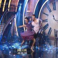 VIDEO: Janel Parrish Earns Perfect Score for West Side Story Performance on DWTS!