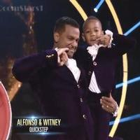 VIDEO: Alfonso Ribeiro Channels Austin Powers in DWTS' Quickstep Performance!
