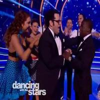 VIDEO: Josh Gad Appears in Surprise Hand Jive Performance on DANCING WITH THE STARS!