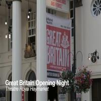 BWW TV: Inside Opening Night of West End's GREAT BRITAIN!