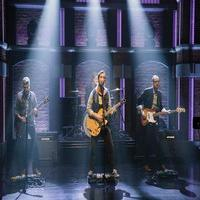 VIDEO: Colony House Make TV Debut with LATE NIGHT 'Silhouettes' Performance