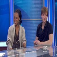 VIDEO: Matthew James Thomas & Sasha Allen Chat National Tour of PIPPIN
