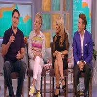 VIDEO: SHARK TANK Sharks Reveal What Makes a Good Entrepreneur on 'The View'