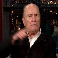 VIDEO: Robert Duvall Reveals Favorite Young Actors in Hollywood on LATE SHOW