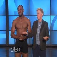 VIDEO: tWitch Boss Prepares for MAGIC MIKE Role with Full Body Wax on 'Ellen'!