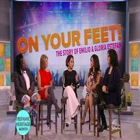 VIDEO: Gloria Estefan Talks Broadway's ON YOUR FEET: 'It's a Love Story'