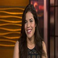 VIDEO: America Ferrara Talks New Play LIPS TOGETHER, TEETH APART on 'Today'