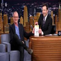 VIDEO: Sting Talks THE LAST SHIP; Records Classic Ringtones on 'Tonight Show'!