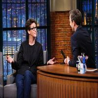 VIDEO: MSNBC's Rachel Maddow Talks Midterm Elections & More on LATE NIGHT