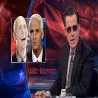 VIDEO: Stephen Talks Florida's Bizarre Gubernatorial Debate on COLBERT REPORT