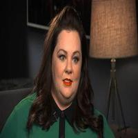 VIDEO: Melissa McCarthy Chats 'St. Vincent', Addresses 'Ghostbusters' Rumors on TODAY