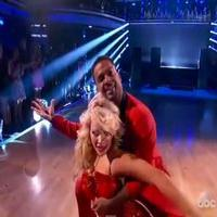 VIDEO: Alfonso Ribeiro Performs Spicy Salsa on DANCING WITH THE STARS; Earns Near Perfect Score
